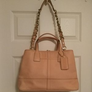 RARE Coach Hamptons Archive 10th Anniversary bag